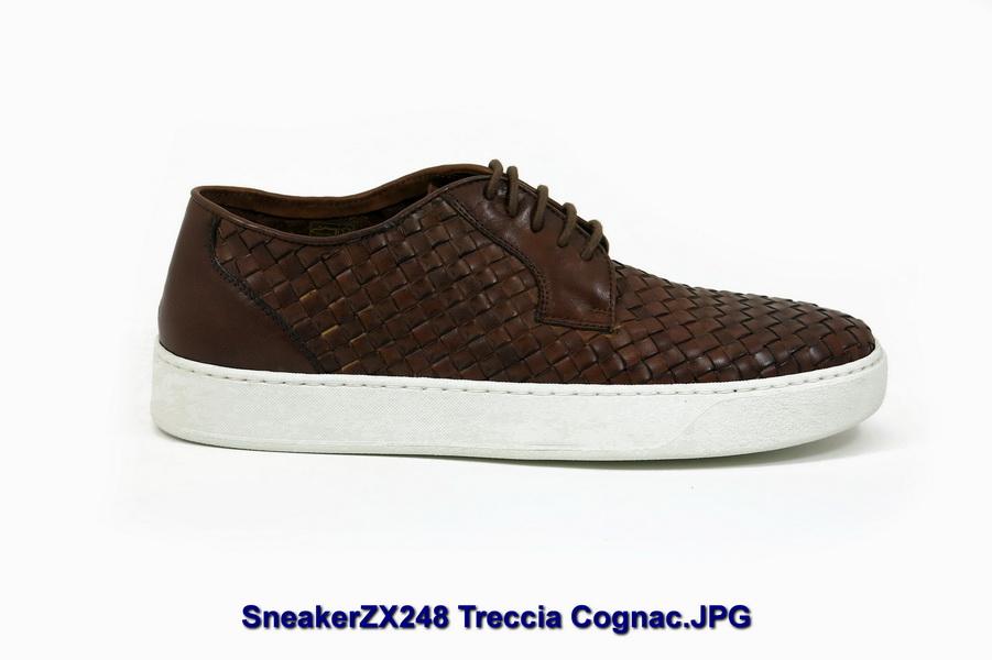 SneakerZX248 Treccia Cognac_ridimensiona