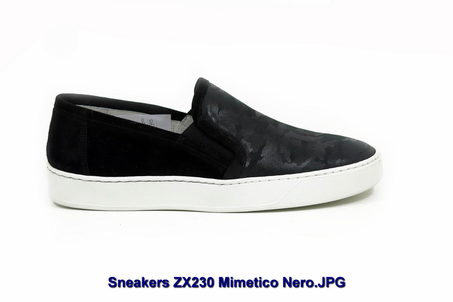 Sneakers ZX230 Mimetico Nero_ridimensiona
