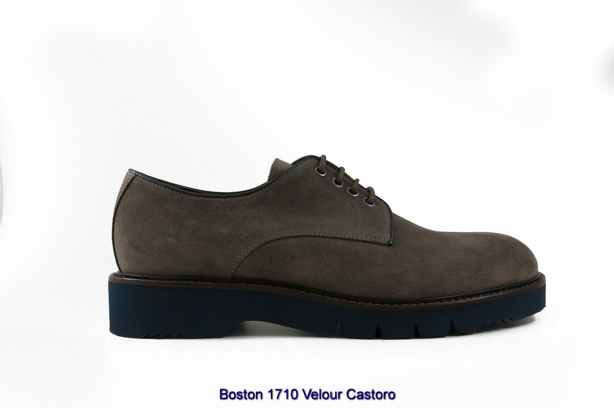 Boston 1710 Velour Castoro