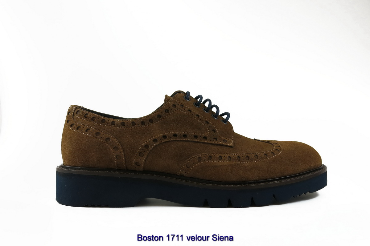 Boston 1711 velour Siena