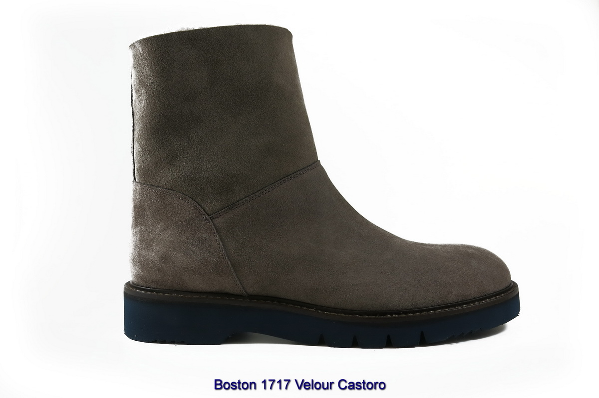 Boston 1717 Velour Castoro