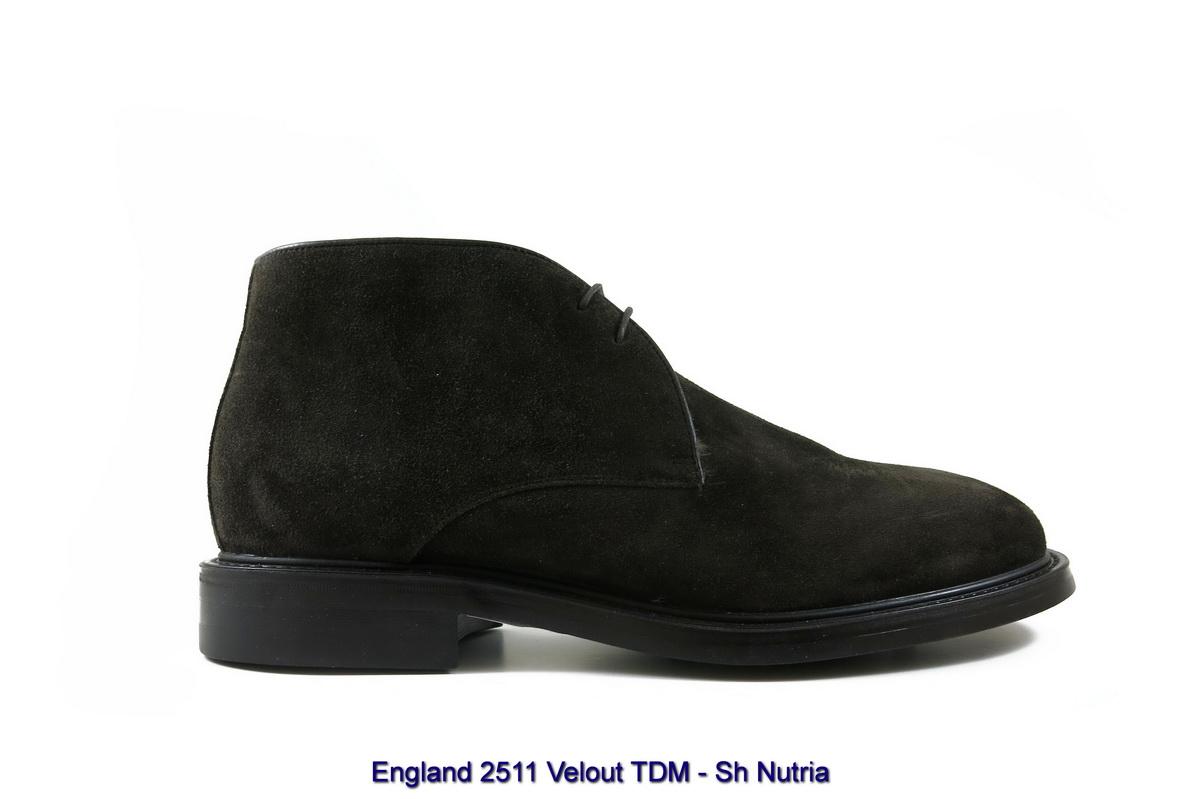 England 2511 Velout TDM - Sh Nutria