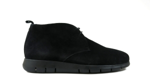 Cardiff 5700 Velour Nero- Hot Nero