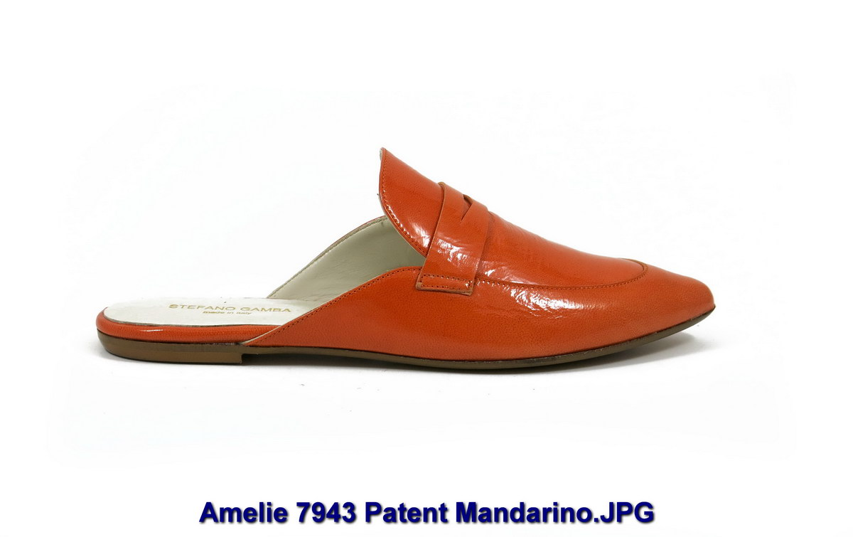 Amelie 7943 Patent Mandarino