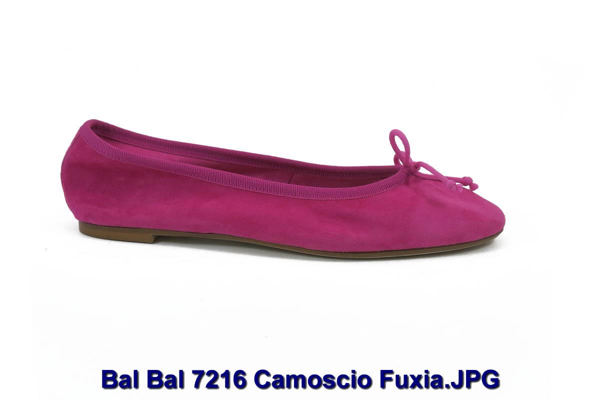 Bal Bal 7216 Camoscio Fuxia