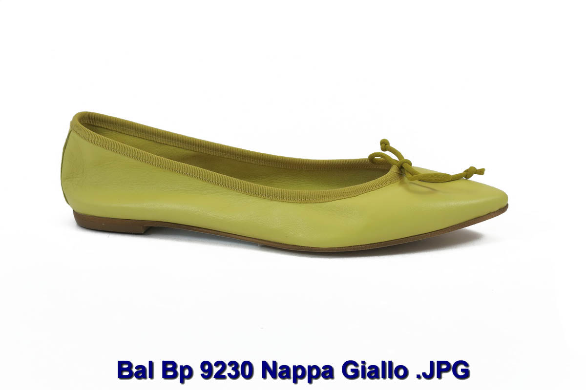Bal Bp 9230 Nappa Giallo
