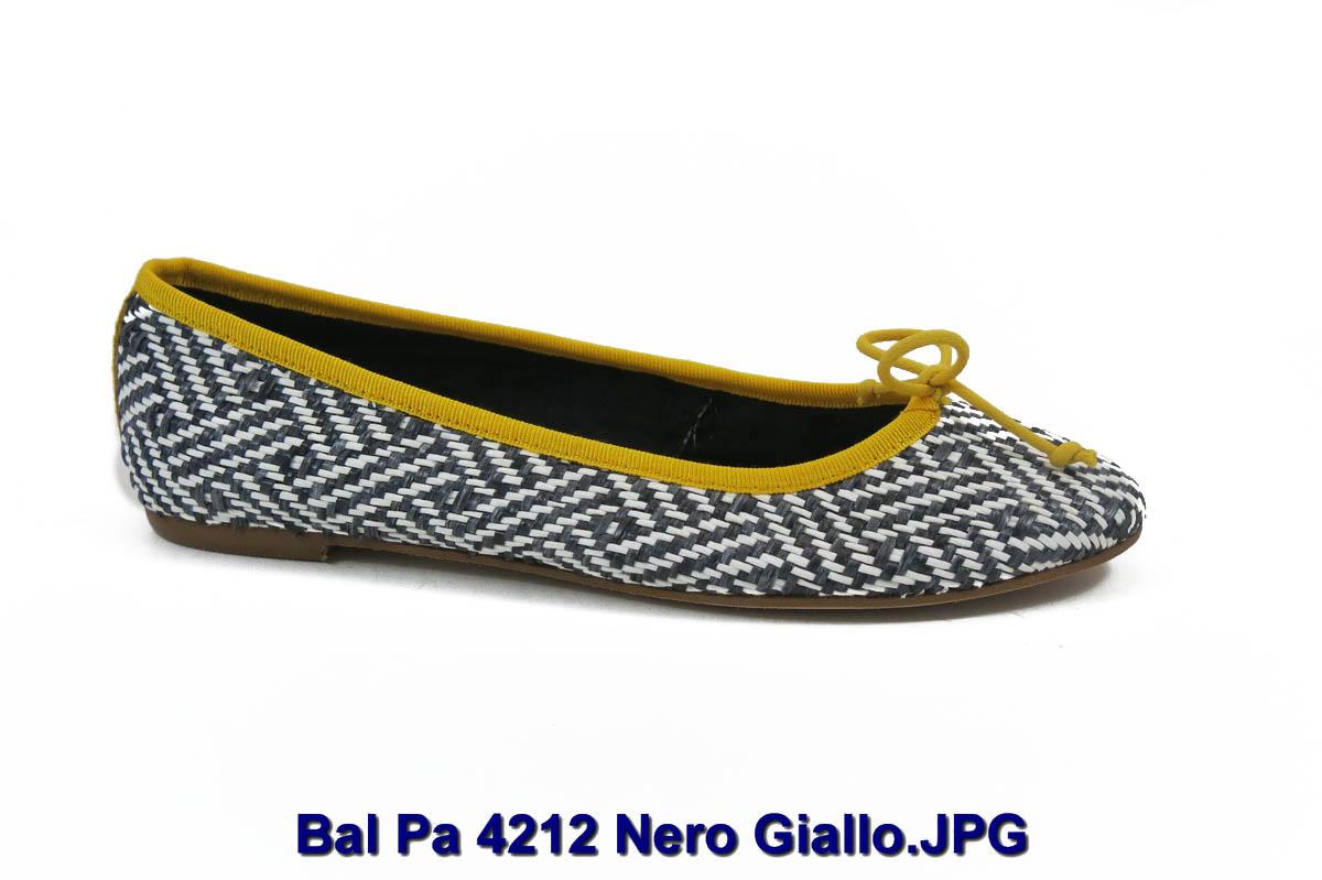 Bal Pa 4212 Nero Giallo