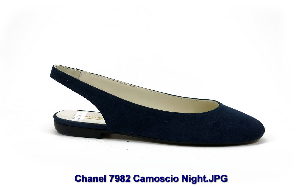 Chanel 7982 Camoscio Night