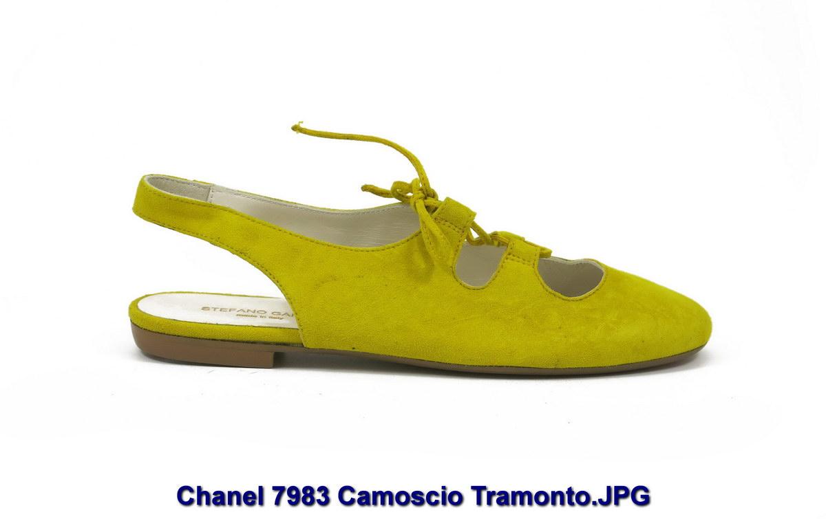 Chanel 7983 Camoscio Tramonto