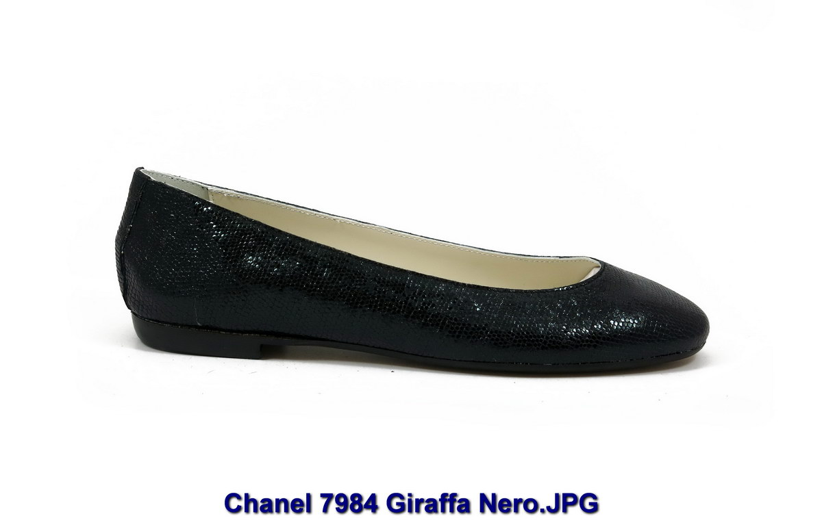 Chanel 7984 Giraffa Nero