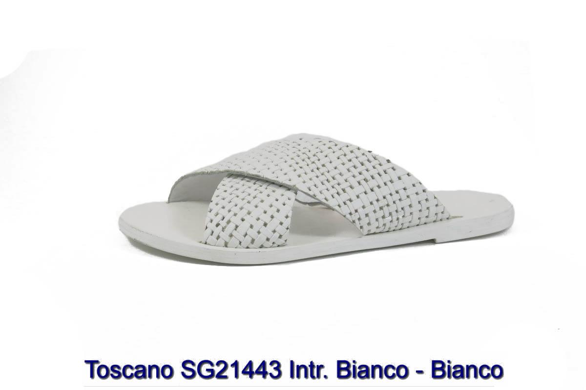Toscano SG21443 Intr. Bianco - Bianco