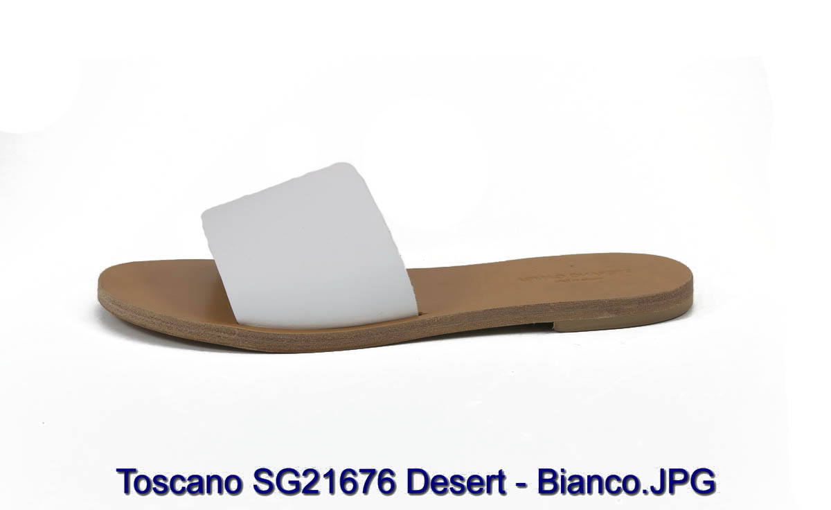 Toscano SG21676 Desert - Bianco