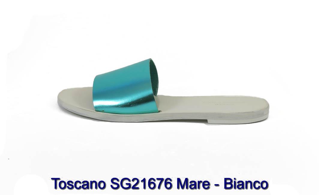 Toscano SG21676 Mare - Bianco