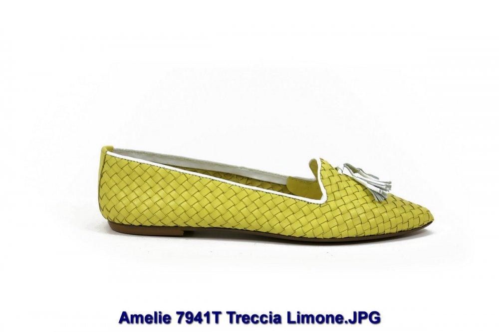 Amelie 7941T Treccia Limone