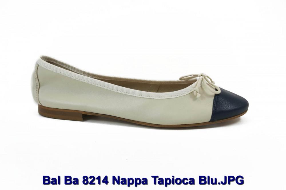 Bal Ba 8214 Nappa Tapioca Blu
