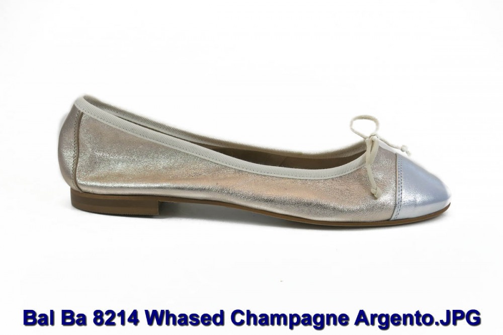 Bal Ba 8214 Whased Champagne Argento