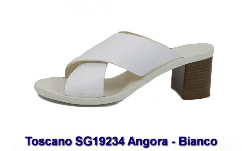 Toscano SG19234 Angora - Bianco