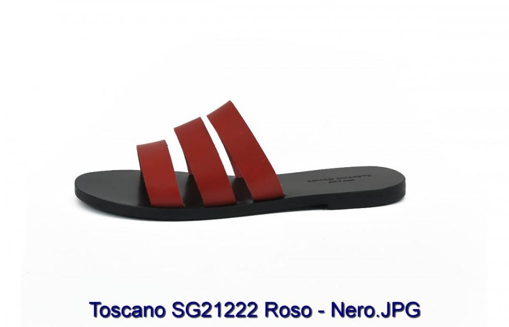 Toscano SG21222 Roso - Nero
