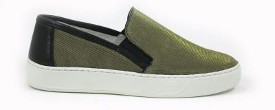 Sneakers 5831 Mex Met Nero Oro