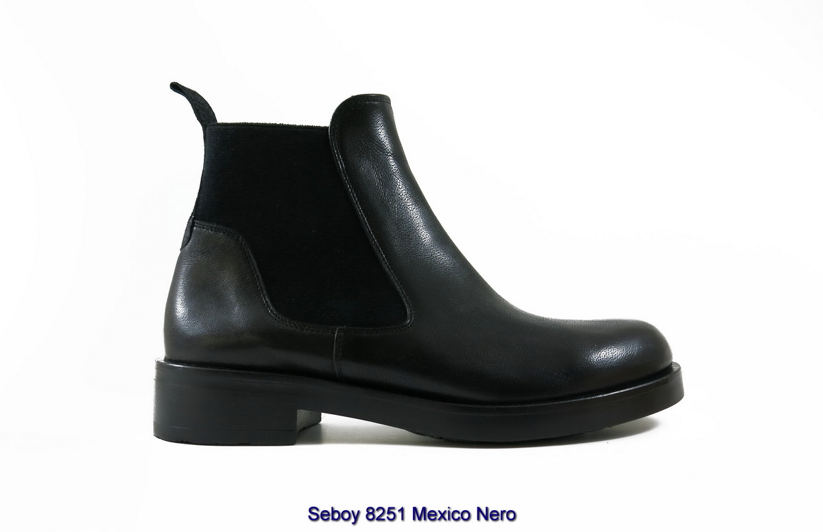 Seboy 8251 Mexico Nero