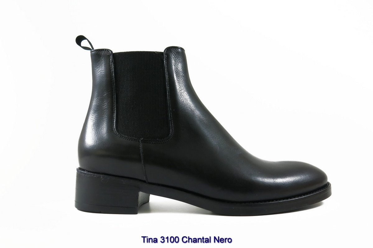 Tina 3100 Chantal Nero