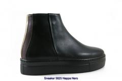 Sneaker 5825 Nappa Nero